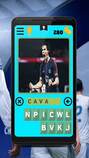 Android FIFA 20 and PES 2020 - Guess the Footballer! Screen 4