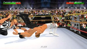 Android Wrestling Revolution 3D Screen 9