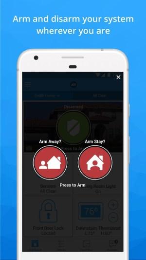 ADT Pulse ® 1.0.0 Screen 1