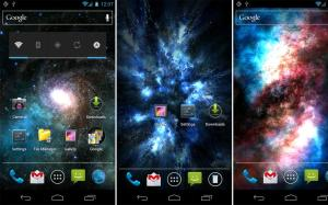 Galaxy Pack 1.9 Screen 3