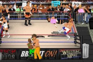 Android Wrestling Revolution Screen 3