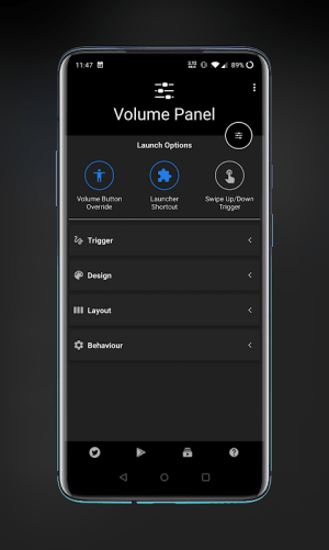 Volume Control Panel Pro 11.10 Screen 12