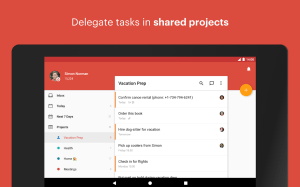 Todoist: To-Do List, Task List 12.9 Screen 12
