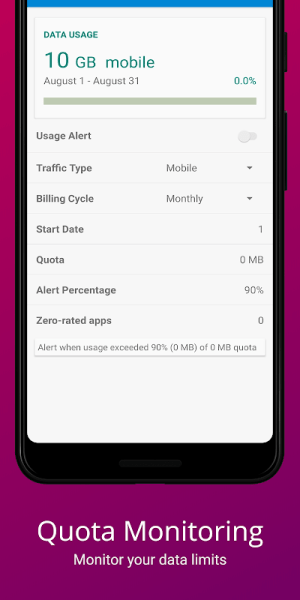 Speed Indicator - Network Speed - Monitoring Meter 2.3.5 Screen 5