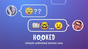 HOOKED - Chat Stories 1.92.1 Screen 5