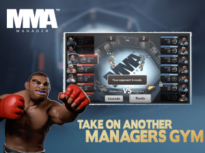 MMA Manager 0.8.5 Screen 17
