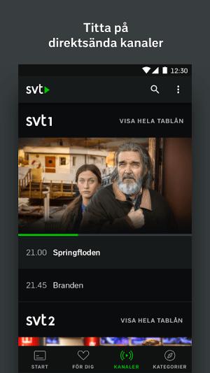 SVT Play 6.5.4-TV Screen 7
