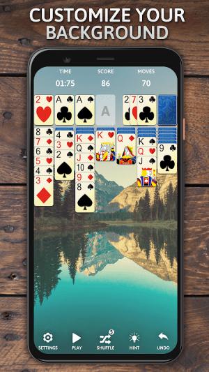 Solitaire Classic Era - Classic Klondike Card Game 1.02.07.02 Screen 3