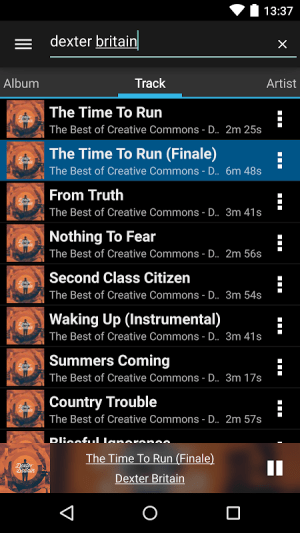 Timote - Remote for Spotify 1.14.2 Screen 2