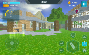 Android The Survival Hunter Games 2 Screen 9