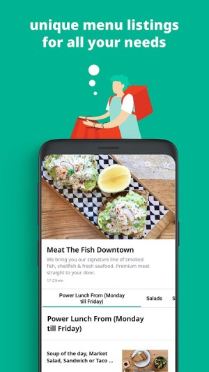 Toters:Food Delivery & More 3.5.02 Screen 4
