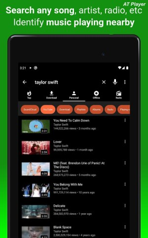 Free Music Download, Music Player, MP3 Downloader 1.389 Screen 21