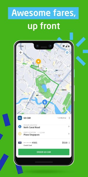 GOJEK 3.30.1 Screen 2
