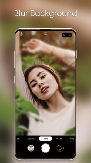 One S10 Camera - Galaxy S10 camera style 2.9 Screen 4