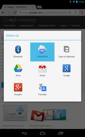 Cloud Print 0.9.2 Screen 10