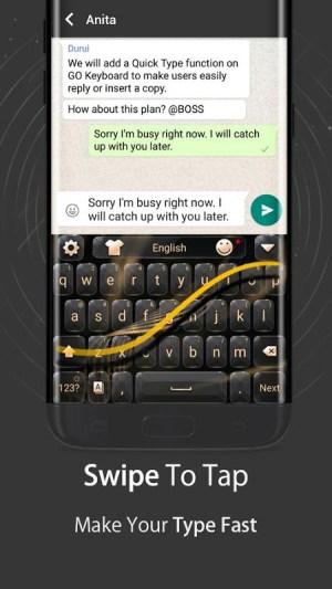 Hi Keyboard - Emoji Sticker, GIF, Animated Theme 1.17 Screen 3