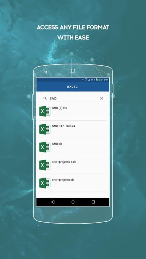 File Ex-ES File Explorer 1.1.6 Screen 2