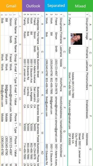 SA Contacts 2.8.15 Screen 3