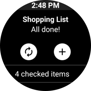 Google Keep - notes and lists 5.20.141.05.37 Screen 3