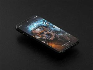 Android Skull Wallpapers and Backgrounds Screen 7