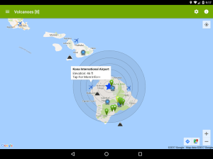 Volcanoes: Map, Alerts, Ash Clouds & News 1.5.1 Screen 11