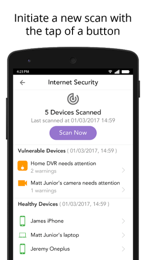 Almond 7.64 Screen 6