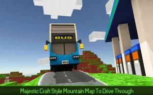 City Bus Simulator Craft PRO 1.5 Screen 1