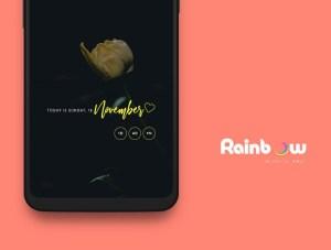 Rainbow Kwgt 3.2 Screen 5