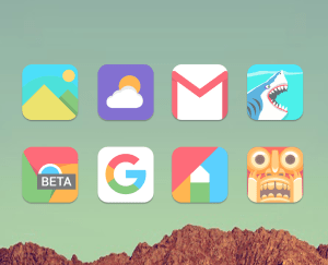 Mefon - Icon Pack 1.6.1 Screen 1