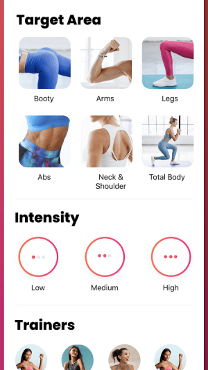 FitOn - Free Fitness Workouts & Personalized Plans 2.0.6 Screen 7