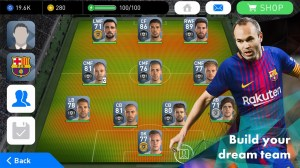 PES2017 -PRO EVOLUTION SOCCER- 1.2.0 Screen 9