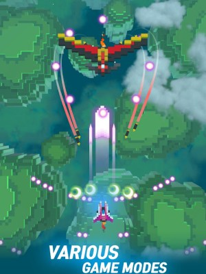 Sky Wings: Pixel Fighter 3D 3.4.3 Screen 14