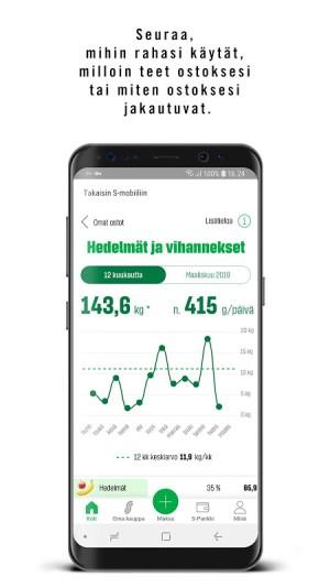 S-mobiili 2.5.0 Screen 6