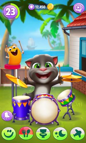 My Talking Tom 2 1.3.1.366 Screen 5