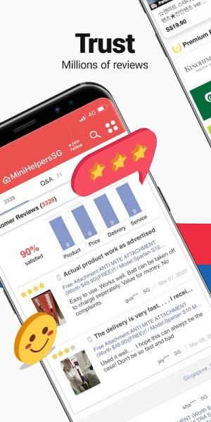 Qoo10 - Best Online Shopping 5.4.0 Screen 1