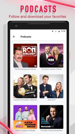 iHeartRadio - Free Music, Radio & Podcasts 9.5.1 Screen 3