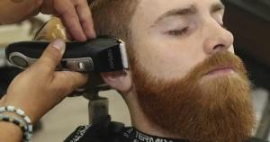 Styles of beard cuts. 3.0.0 Screen 2