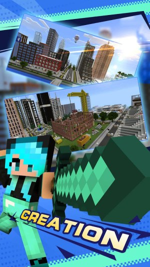Android Map Master for Minecraft PE Screen 3