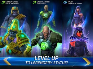 Android DC Legends: Fight Superheroes Screen 8