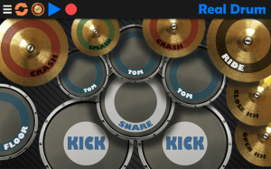 Android Real Drum - The Best Drum Pads Simulator Screen 3