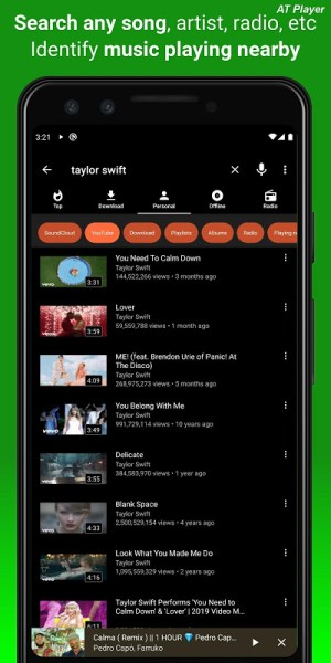 Free Music Download, Music Player, MP3 Downloader 1.389 Screen 13