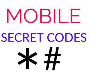 Android All Mobiles Secret Codes - Secret codes for phones Screen 2