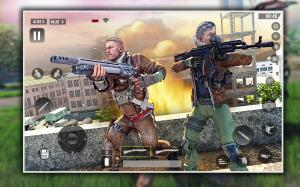 Squad Survival Free Fire Battlegrounds 3D 3.2 Screen 2