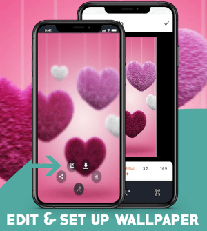 Android 4k Love Wallpapers And Backgrounds Screen 3