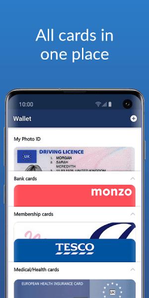Folio: Mobile Wallet, Digital Card & ID Scanner 1.6.4 Screen 3