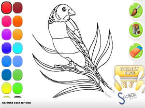 parrot coloring book 1.0.190417 Screen 12