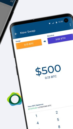 Blockchain Wallet. Bitcoin, Bitcoin Cash, Ethereum 6.27.2 Screen 4