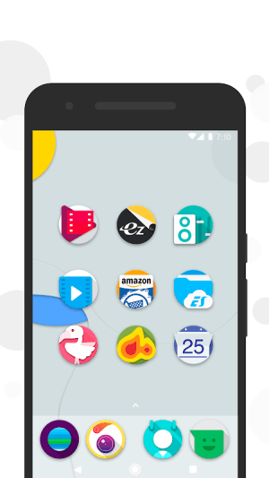 Pix it - Icon Pack 7.0 Screen 2