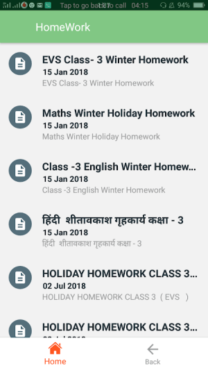 RAWAL EDUCATION SOCIETY 2.1 Screen 2