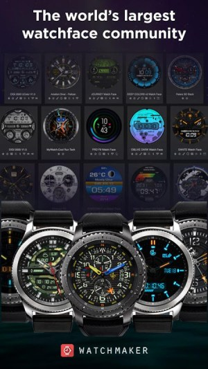 WatchMaker Watch Faces 4.6.2 Screen 13
